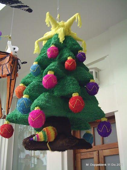 Arbol de navidad pi atas pinterest - Arbol tipico de navidad ...