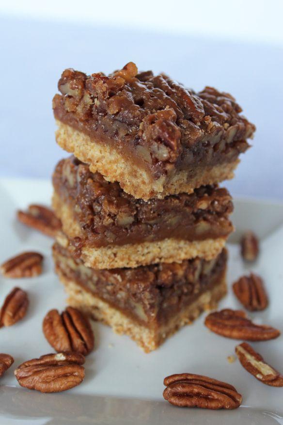 Maple Pecan Bars | Recipes | Pinterest