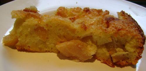slice of russian apple cake Sharlotka | Food - Sweet Things | Pintere ...