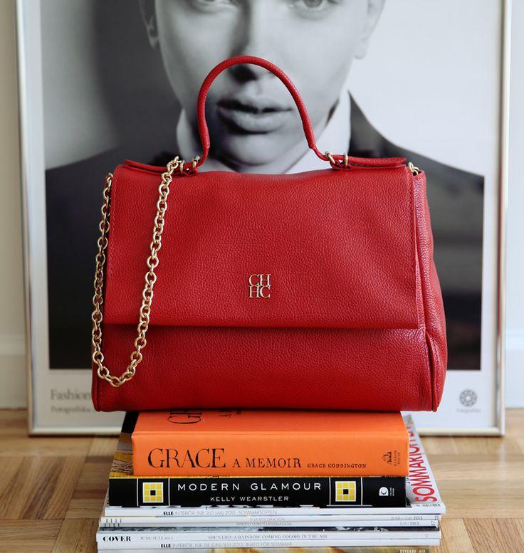 Beautiful Carolina Herrera bag