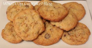 Toffee Almond Chocolate Chip Cookies | Recipes - Cookies and Bars | P ...