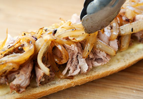paseo cuban roast pork sandwich recipe | | Food | Pinterest
