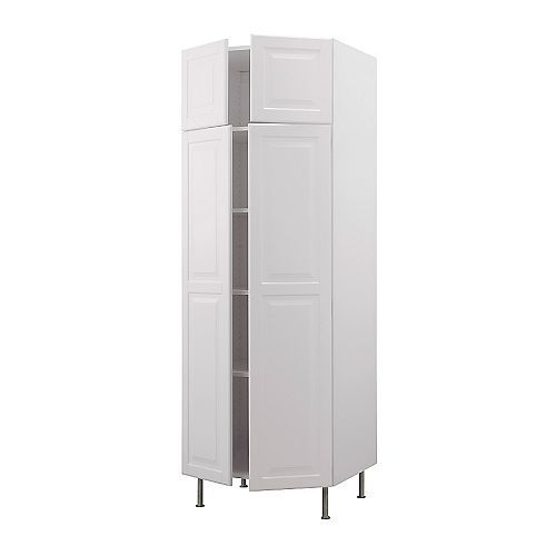 akurum high cabinet with shelves 4 doors ikea kitchen pantry