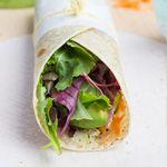 #Vegan Veggie Wraps with Quinoa (a step-to-step tutorial)