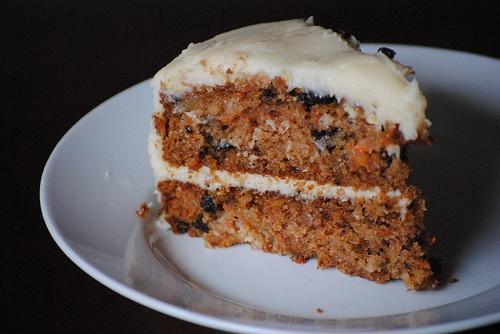 super moist carrot cake with cream cheese frosting super moist carrot ...