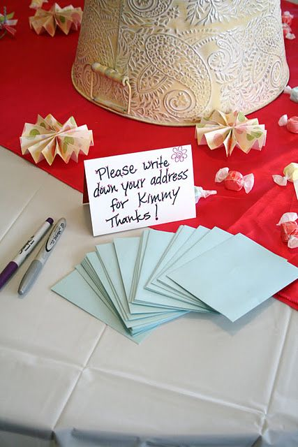 easier to write thank you cards clever for envelopes at the wedding