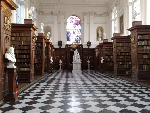 cambridge university library thesis search