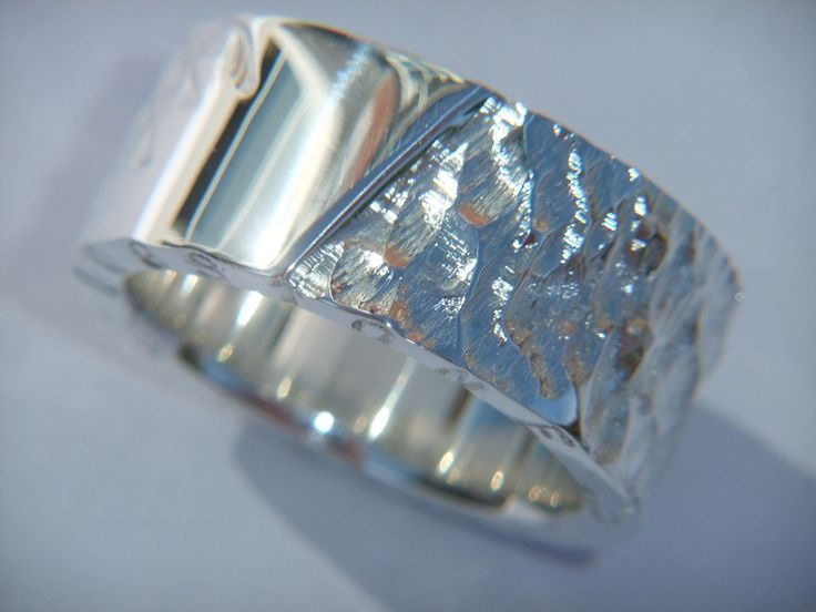 Chunky Silver Rings For Ladies