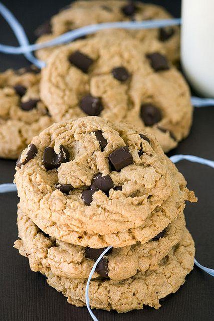 Butterscotch Chocolate Chip Cookies   Recipes   Pinterest