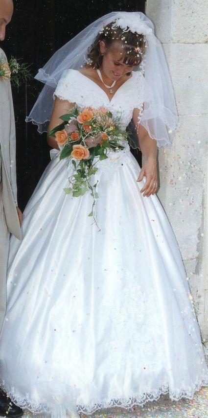 Robe de mariée taille 38 doccasion  Robes de mariée et articles de ...