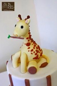 3d giraffe cakes