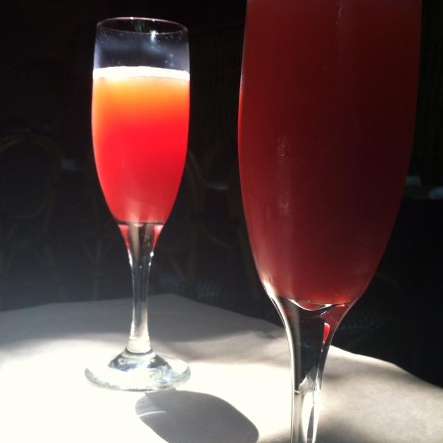 Blood orange mimosa :-) | Food & Drink | Pinterest