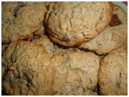 HILLARY CLINTON'S CHOCOLATE CHIP COOKIES | Recipes | Pinterest