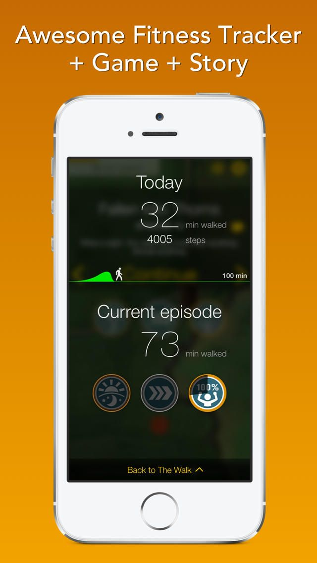 best walk tracking app ios