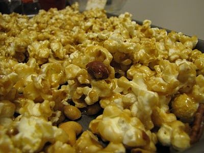 Caramel Corn | Food! | Pinterest