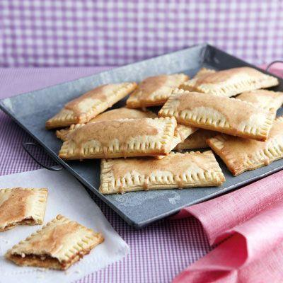 Cinnamon-Sugar Pastry Pockets delish.com