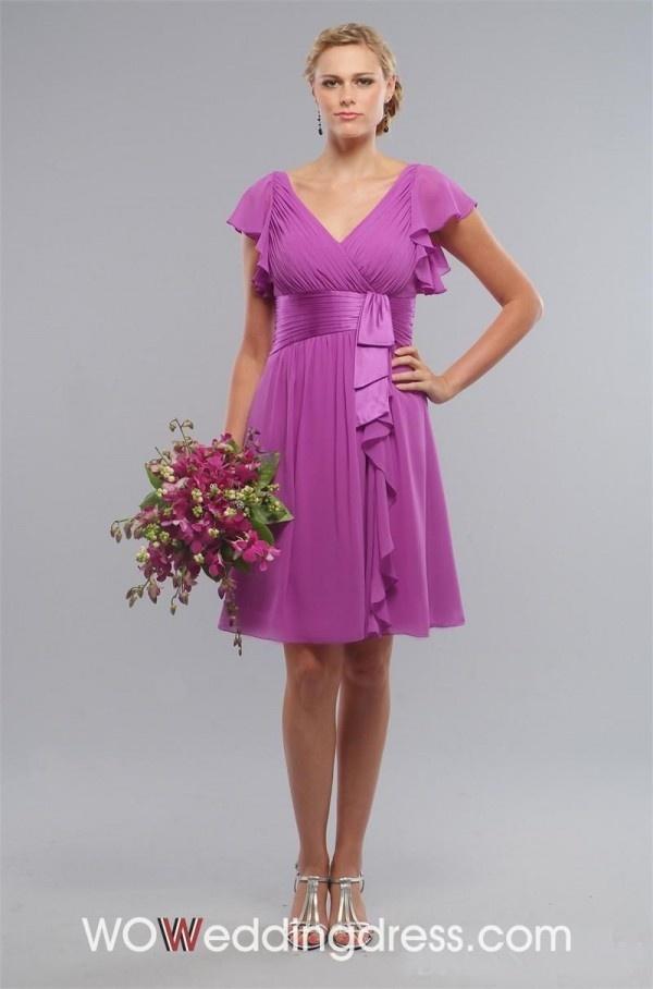 length Bridesmaid Dress - Shop Online for Cheap Bridesmaid Dresses