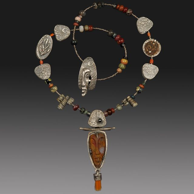 Protector Necklace by Jonna Faulkner