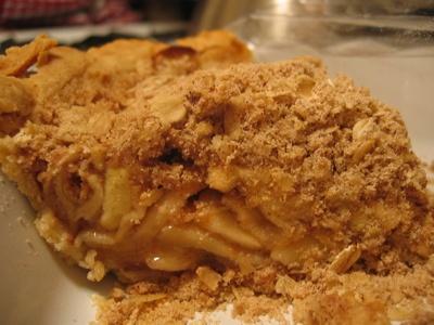 ... apple bourbon streusel pie apple streusel tart with honey crust recipe