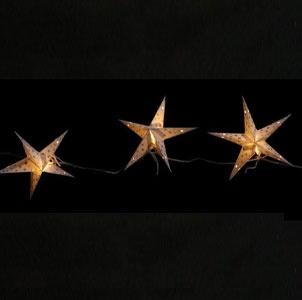 Mini Star String Lights : Mini Star Battery Operated String Lights Craft lights Pinterest