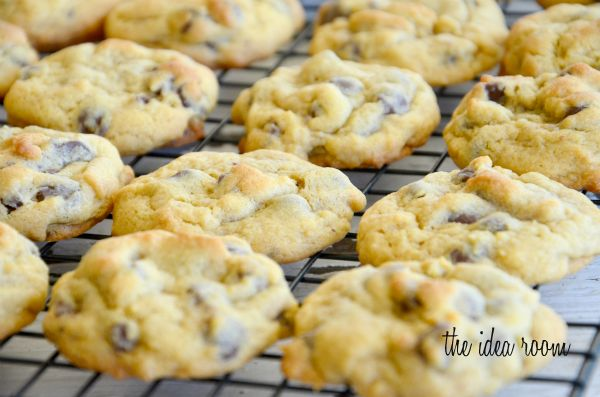 Chocolate Chip Pudding Cookies | Lets Eat ! | Pinterest