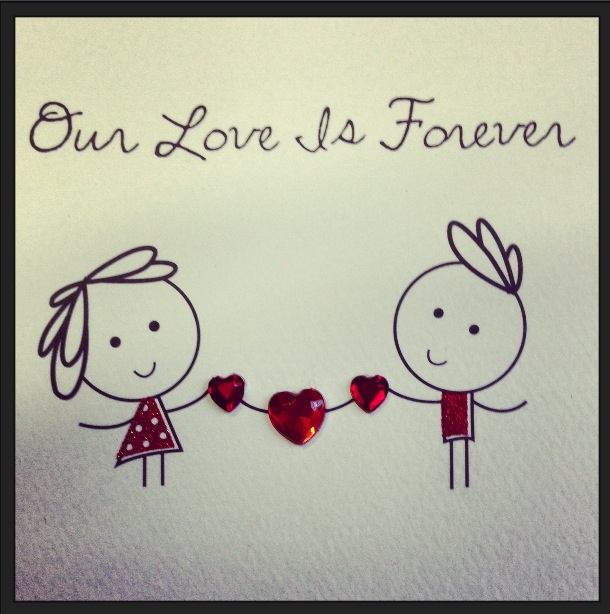 Our Love Is Forever Quotes. QuotesGram