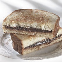 Decadent Grilled Chocolate Sandwiches | Food | Pinterest