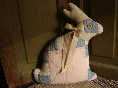 Old Quilt Rabbit