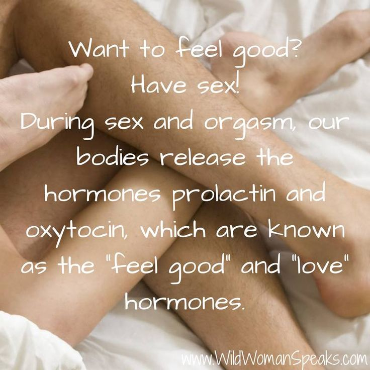 Sex is healthy quotes