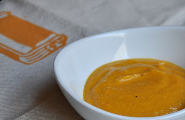 Creamy Carrot Soup | Recipes: Soup | Pinterest