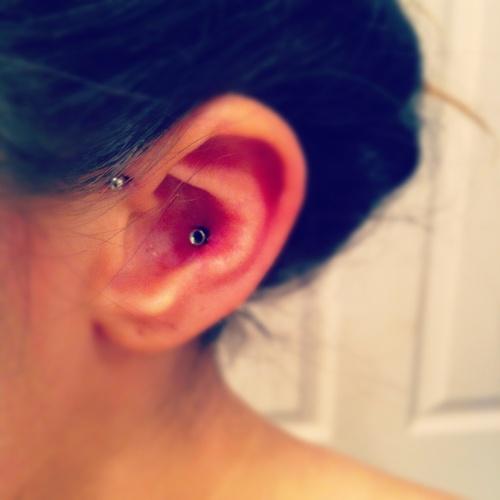 ear piercings | Tattoos & Piercings | Pinterest Ear Piercings Pinterest