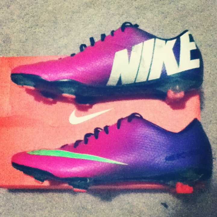 Amazing soccer cleats worn by Cristiano Ronaldo #soccer # ... Soccer Cleats