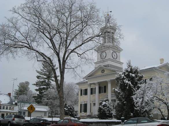 Shepherdstown in winter   Charming Towns   Pinterest