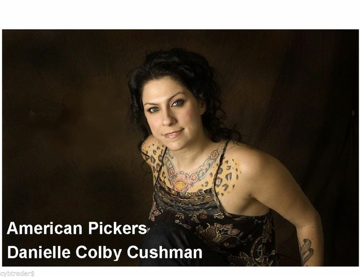 Related pictures danielle colby of history channel s american pickers