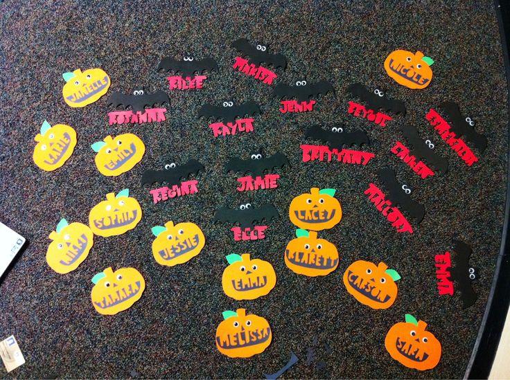 Halloween door decs  RA ideas  Pinterest ~ 190942_Halloween Door Decs Ra