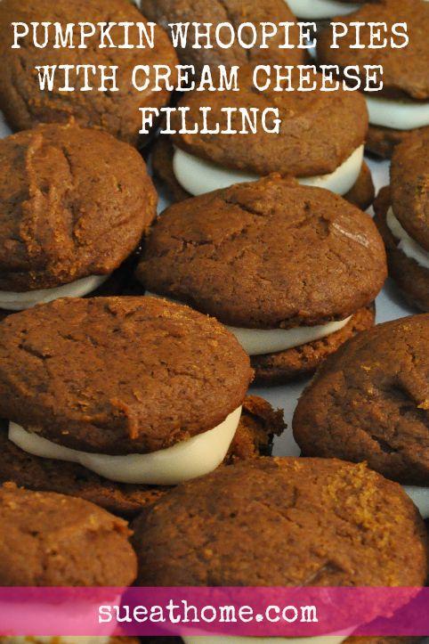 Pumpkin Whoopie Pies | Food Finds | Pinterest