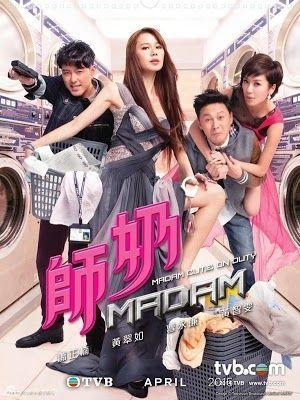 Phim Sư Nãi MaDam | TVB