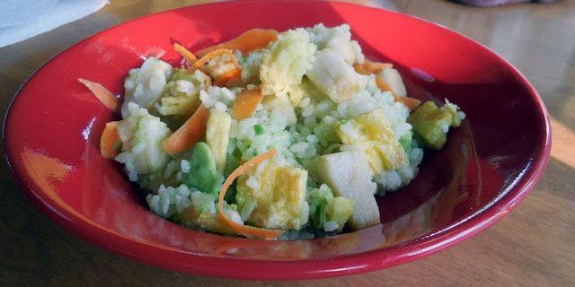 "Sushi ""salad"" | Om Nom Nom | Pinterest"