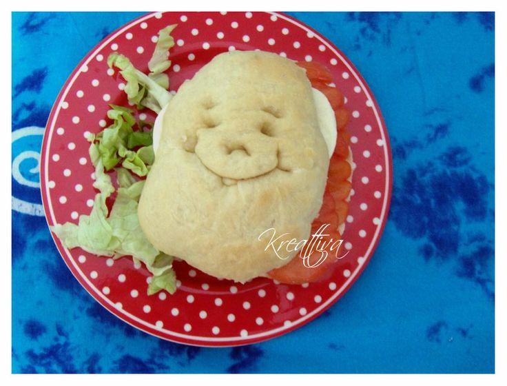 http://kreattiva.blogspot.it/2014/05/panino-sorridente-al-formaggio.html