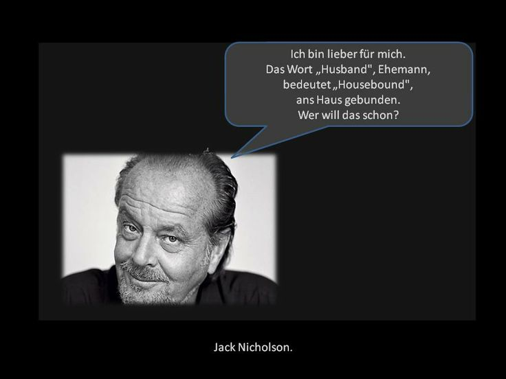 Jack Nicholson üb...