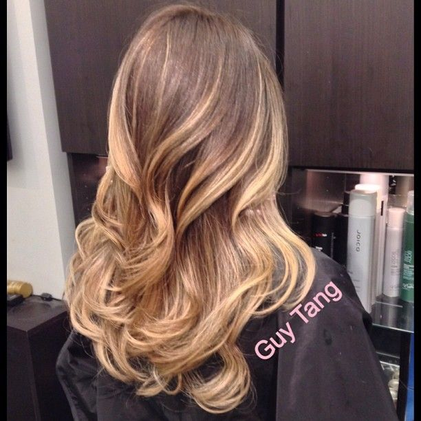Guy Tang Balayage Ombre Amazing Hair Pinterest