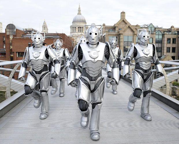 Cybermen in 2011