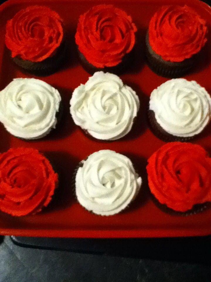 valentine cupcakes video