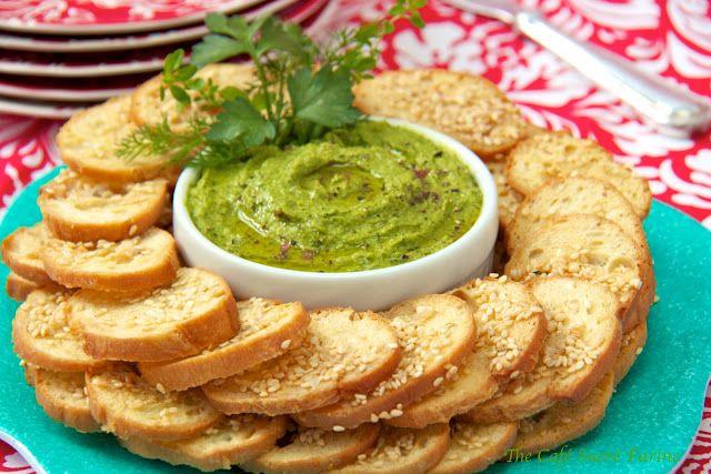 ... Sucré Farine: Holy Guacamole, or is it Hummus? It's Guacamole Hummus