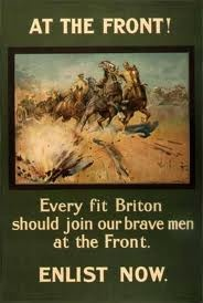 British Army recruitment poster