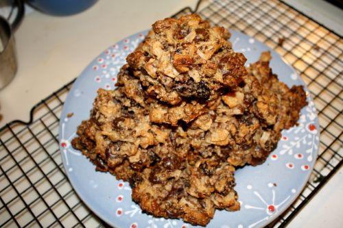GF Kitchen Sink Cookies | Gluten Free | Pinterest
