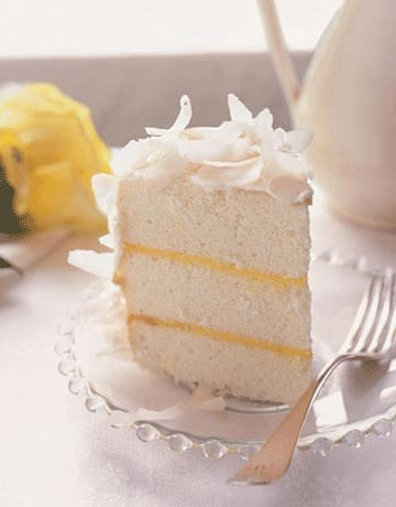 Coconut cloud cake | Making life sweeter! | Pinterest