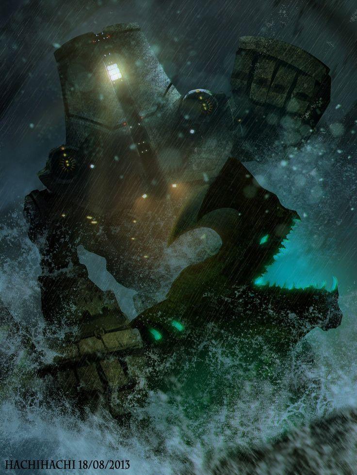 Cherno Alpha | Pacific Rim - Jaegers! | Pinterest Pacific Rim Cherno Alpha Dies