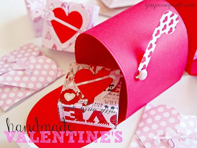 valentine's day projects for 4 year olds