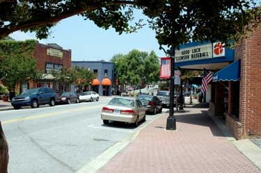 ... love the little town of clemson sc   Carolina's Finest (SC)   P